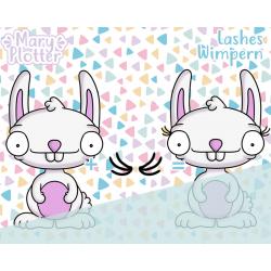 Wimpern Digital Stamp